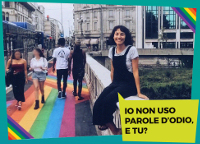 Giornata internazionale contro l'omofobia, la bifobia e la transfobia 2021