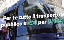 Trasporto pubblico agevolazioni limitazioni antismog Abbonato in prova