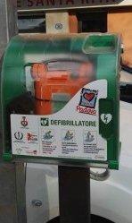 Progetto di accesso pubblico alla defibrillazione