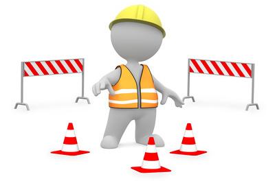 lavori strade Fotolia 17620714