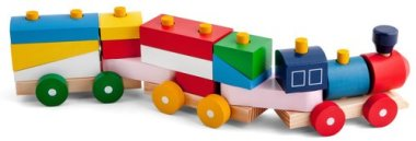 Asili nido - bambini trenino gioco infanzia 380 ant Fotolia 93335196