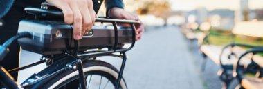 Bici bicicletta elettrica pedala assistita mobilità 380 ant fotolia 118075638