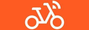 Bike sharing a flusso libero Mobike 380 ant