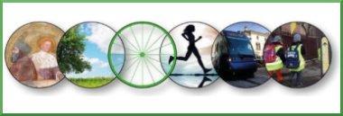 """Domenica sostenibile Domeniche sostenibili """"Vivi la città senza l'auto"""" e Festa della bicicletta """"Bici e cultura 2018"""" 380 ant"""