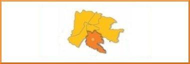 Mappa quartiere 4 Sud-Est 380 ant