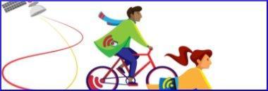 "Sfida europea ""Social Bike Challenge"" 380 ant"