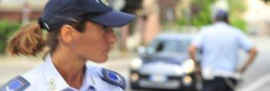 Polizia arma controlli sicurezza forze ordine 380 ant