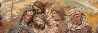 """Mostra """"A nostra immagine. Scultura in terracotta del Rinascimento. Da Donatello a Riccio"""" 380 ant"""