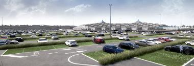Progetto per il recupero delle aree e degli edifici esistenti dell'ex Foro Boario 380 ant