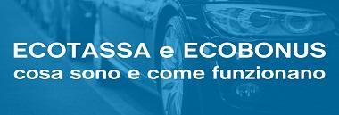 Ecobonus auto ed Ecotassa 2019 380 ant